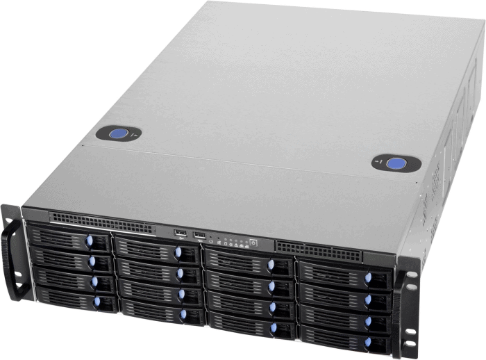 Serveur NVR Premium Extra Rack